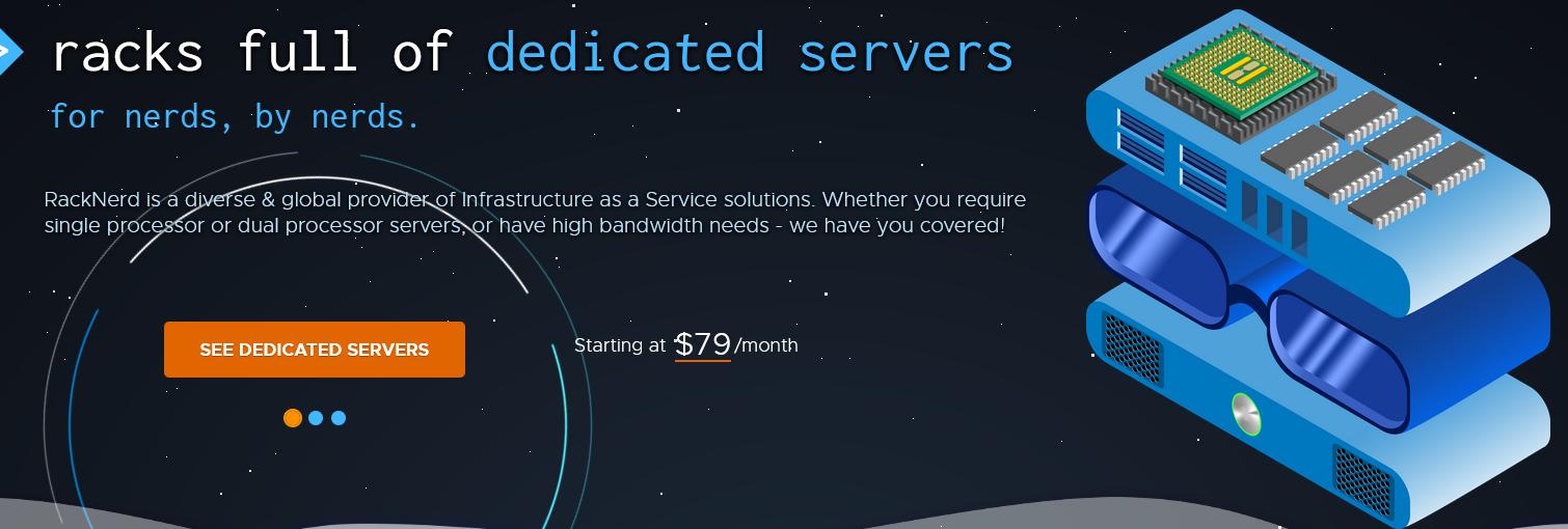 RackNerd:三月特价美国VPS,3核3.5G$29/年,三网直连含CN2